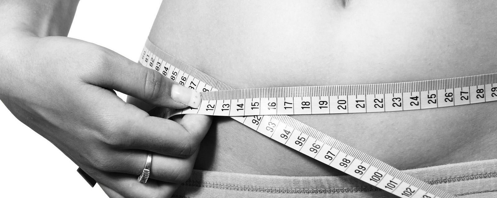 om obez care încearcă să slăbească pierderea în greutate a pârâului de gâscă