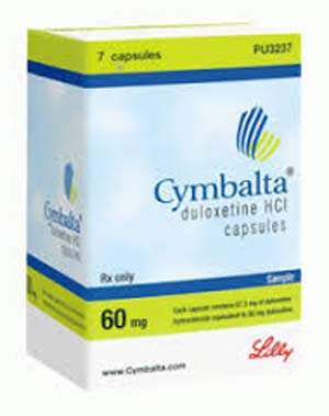 pierdere în greutate cymbalta