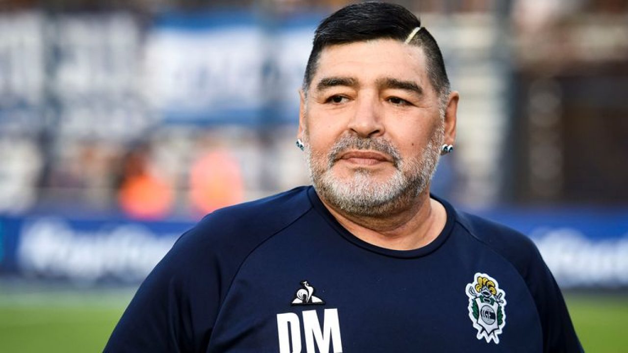 Diego Armando Maradona a slăbit 6 kilograme, după ce s-a operat