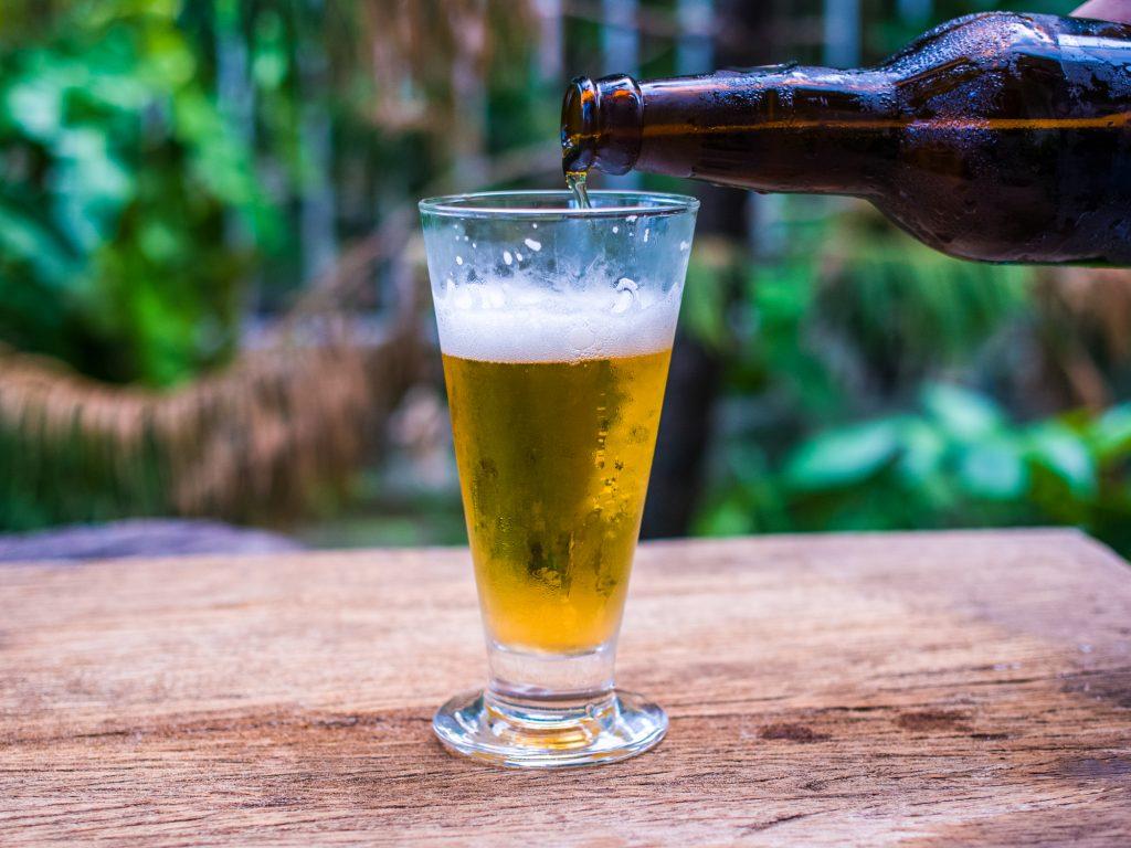 berea sau lichidul pierderea în greutate)