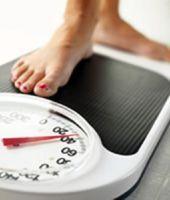 pierderea în greutate va încetini)