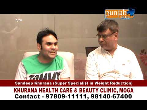 moga centru de slăbire khurana