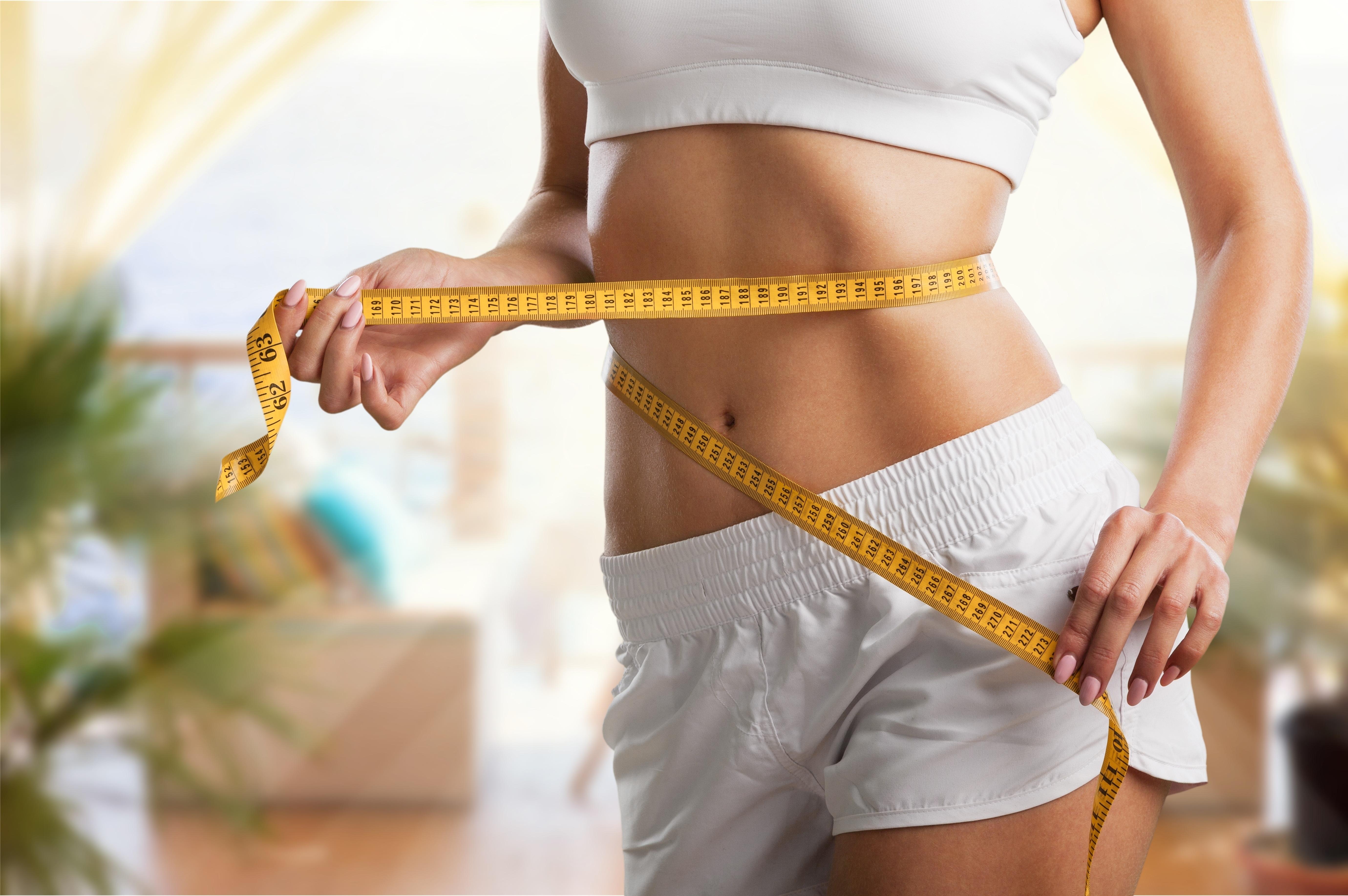 puteți pierde centimetri, dar nu greutate