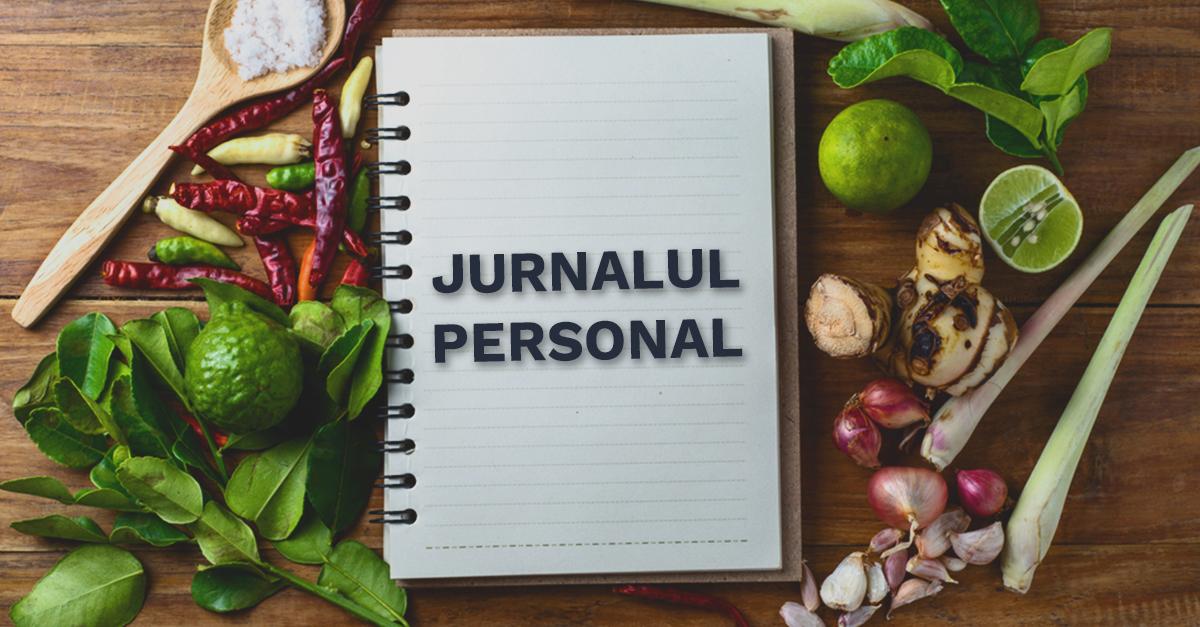 jurnal personalizat de slabit