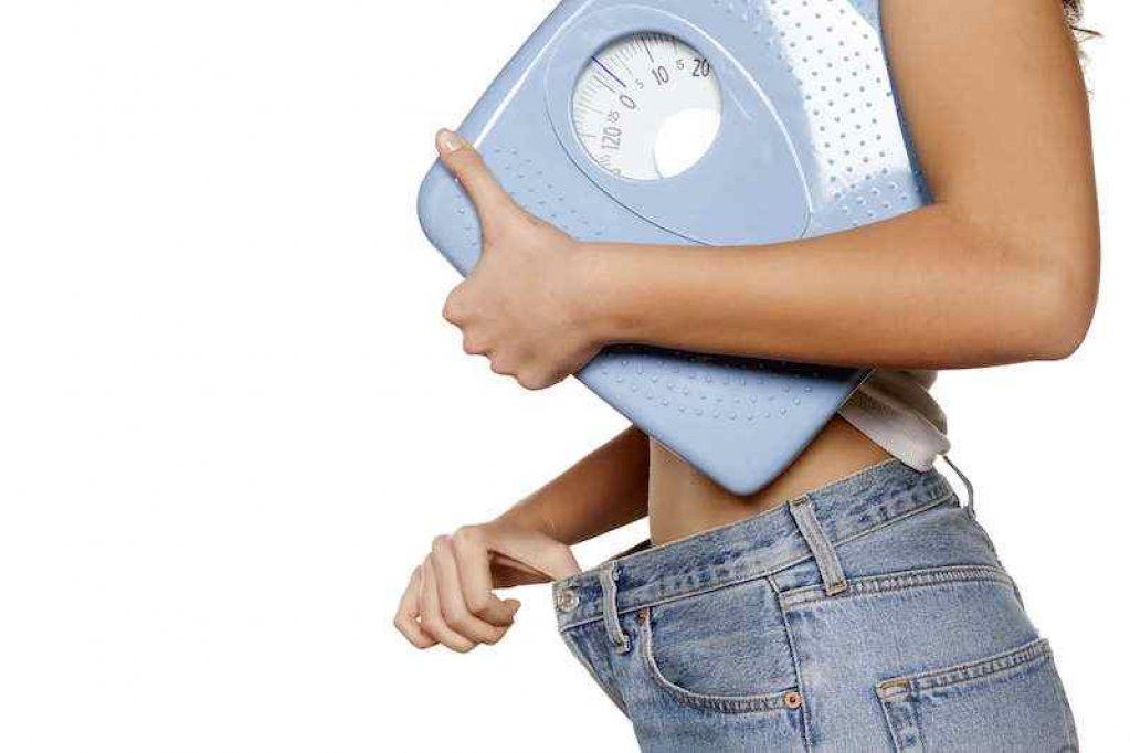 Pierdere în greutate lingură.