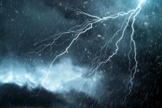 cădere în greutate de furtună