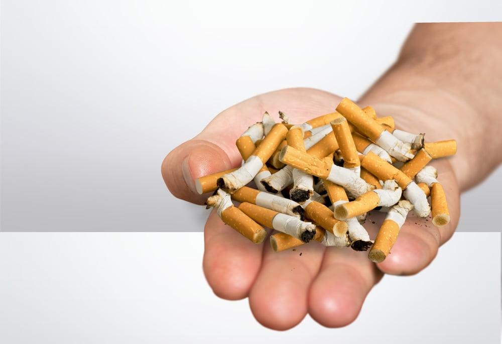 fumul crapa pentru a slabi)