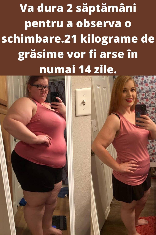 pierde 8 kg grăsime)
