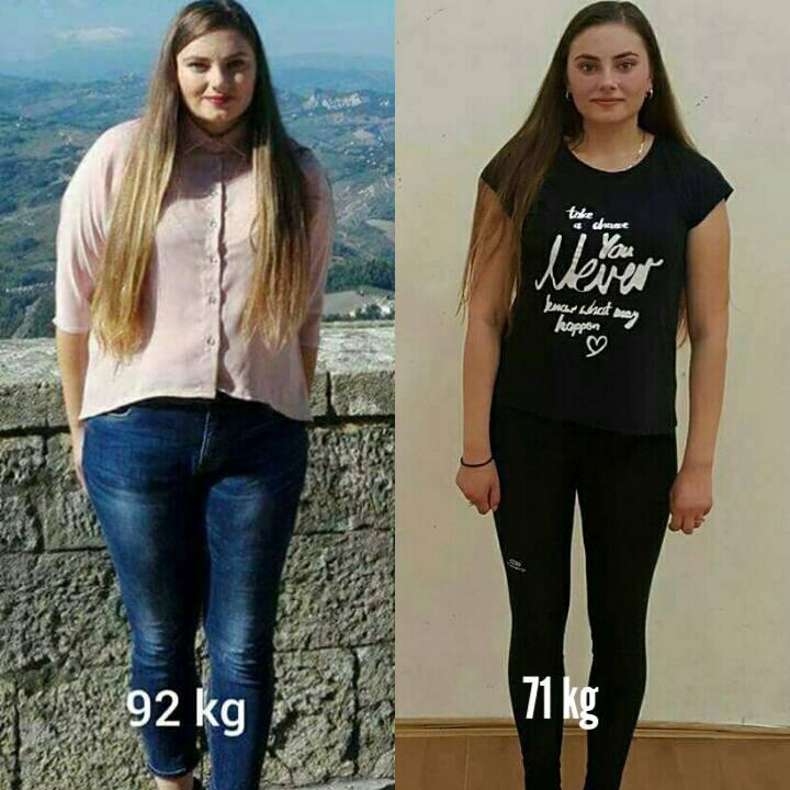 slabire 92 kg