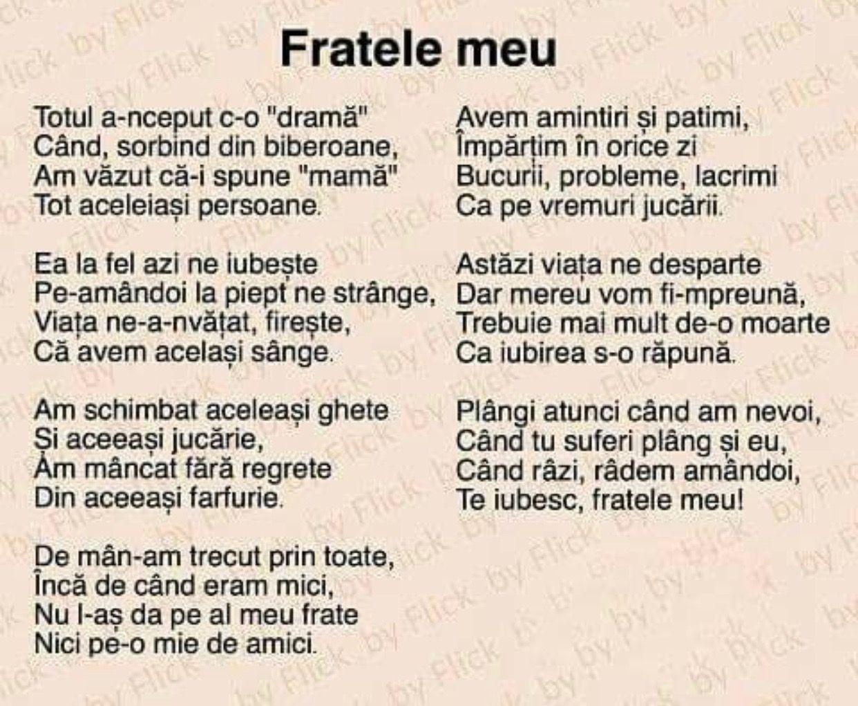 poem de slăbire)
