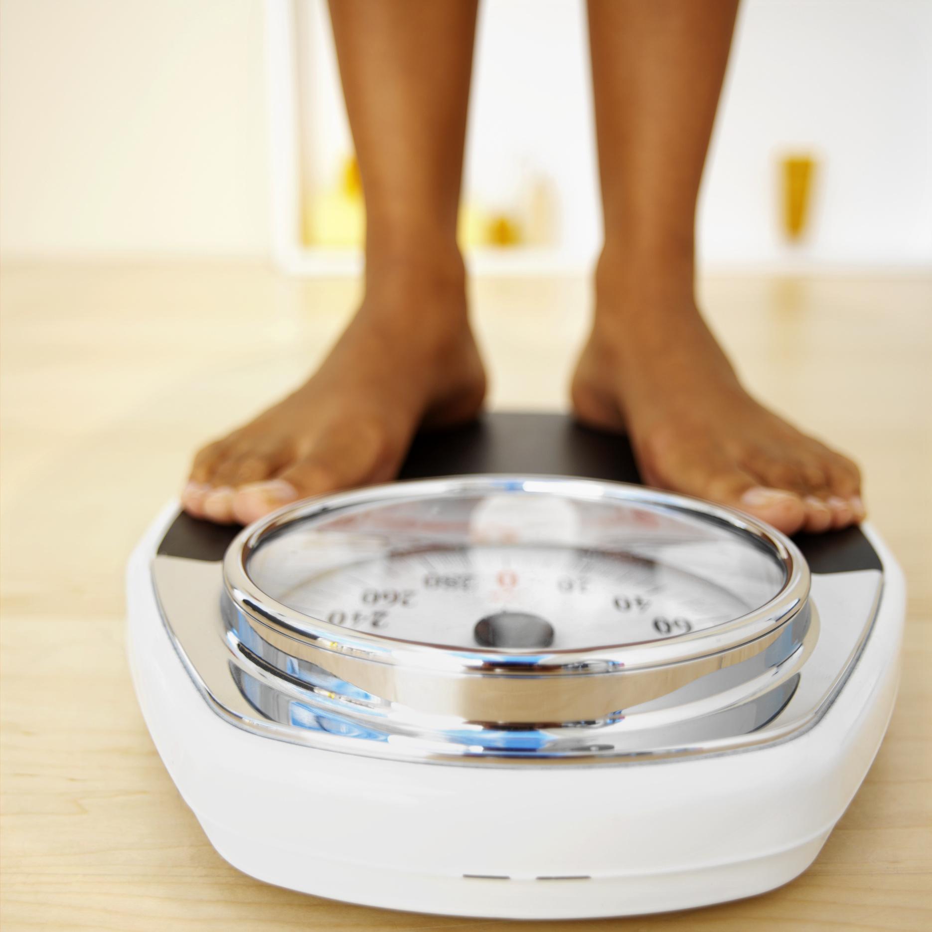 Pierderea în greutate începe în minte)