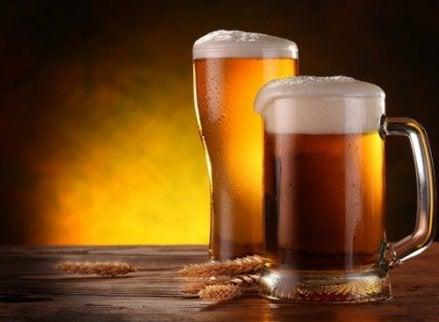 Renunț la a bea bere când pierd în greutate