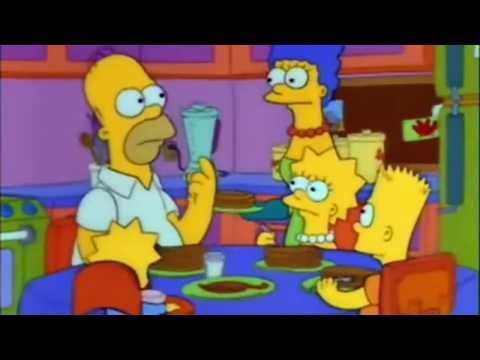 Homer Simpson pierde în greutate