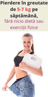 Pierdere în greutate de 25 kg pe săptămână