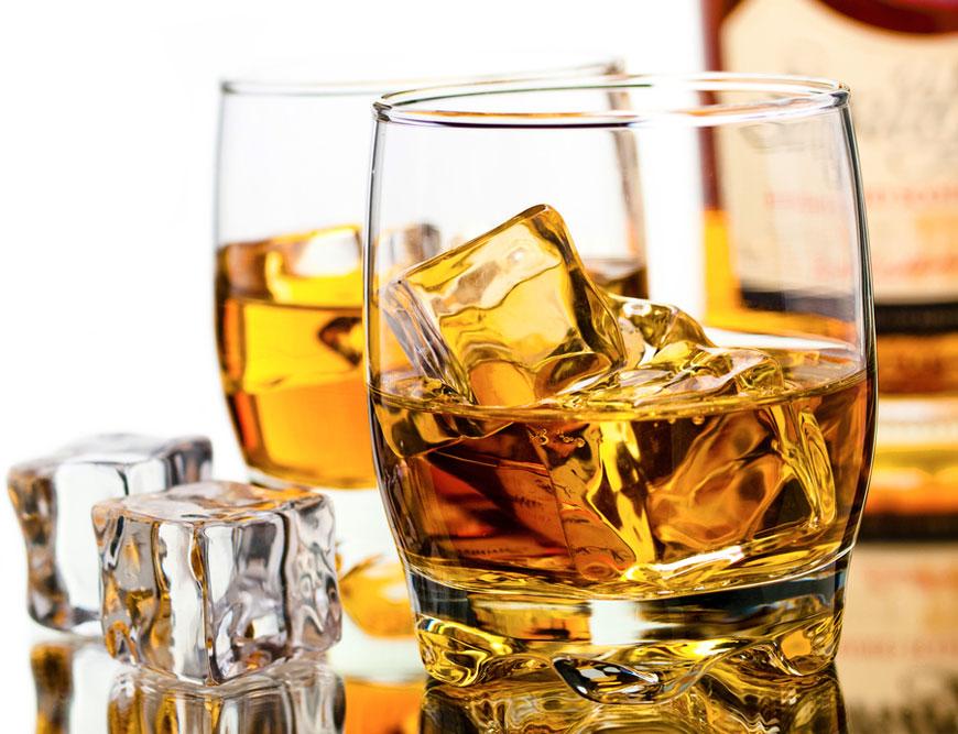 cum să bei whisky și să slăbești)