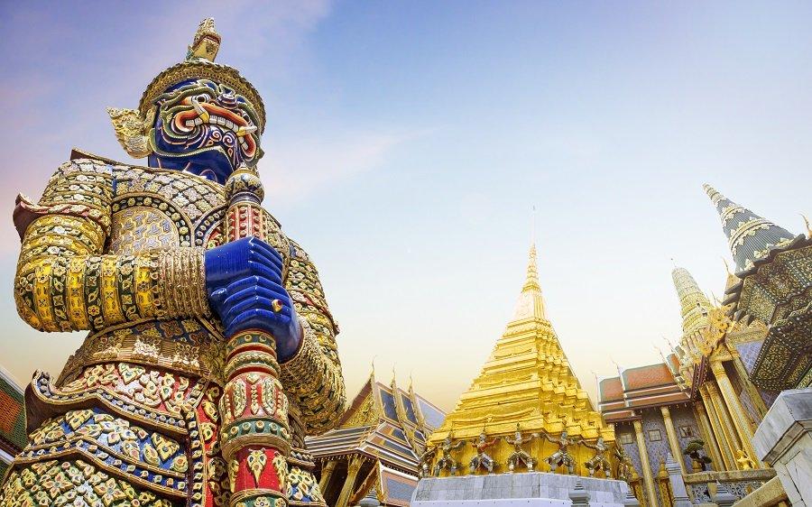Thailanda Revelion 2017