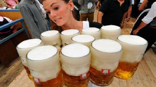 slăbește bere