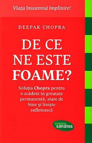 deepak chopra pierdere în greutate)