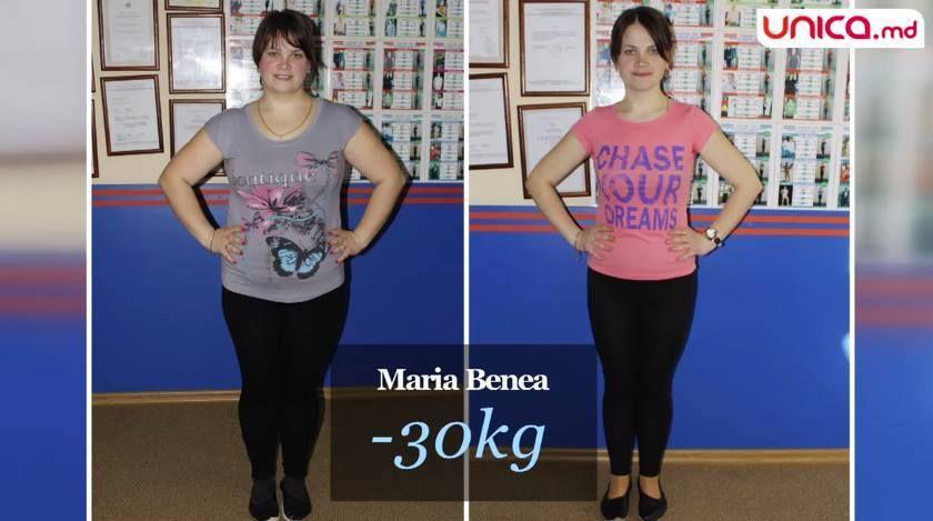 slabire 30 de kilograme)