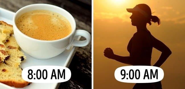 cafeaua pierde în greutate)