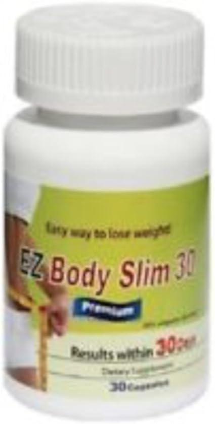 ez body slim 30 blocaj rutier de pierdere în greutate