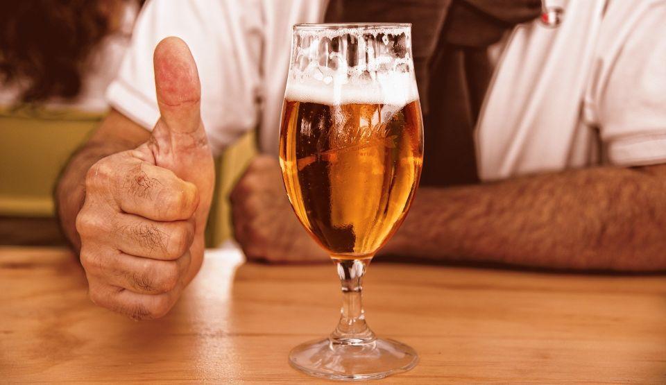 pot băutorii de bere să piardă în greutate)