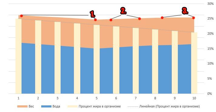 pierderea în greutate a încetinit)