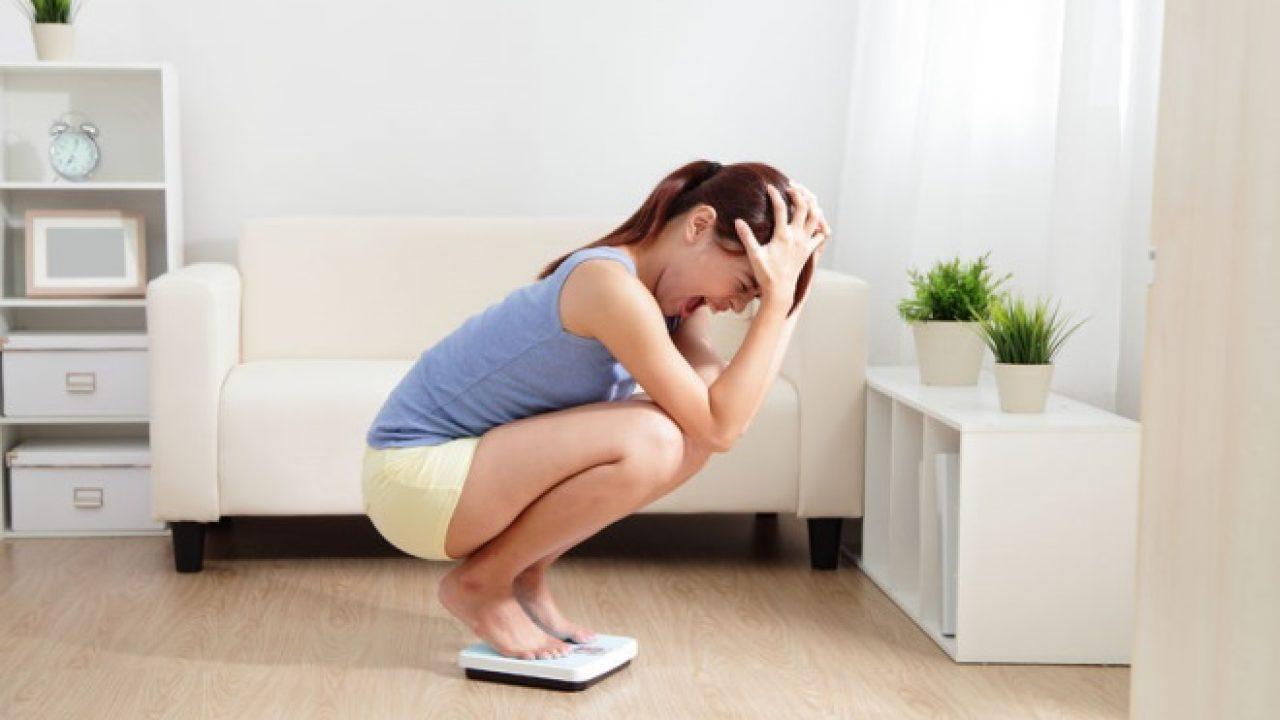 nu pot slăbi starea de greutate