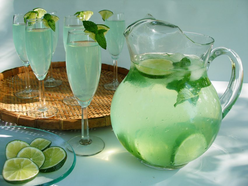 băuturi cu ardere grasă pentru a face acasă)