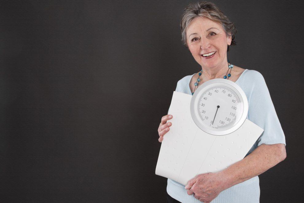Menopauză simptom de scădere în greutate