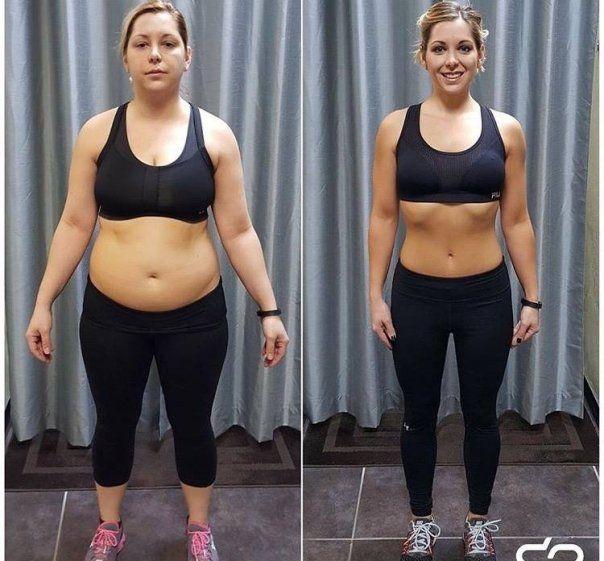 Pierdere în greutate de 82 de kilograme