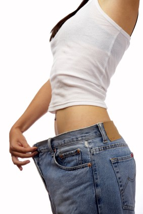 Doar mesteca incet si pierde in greutate