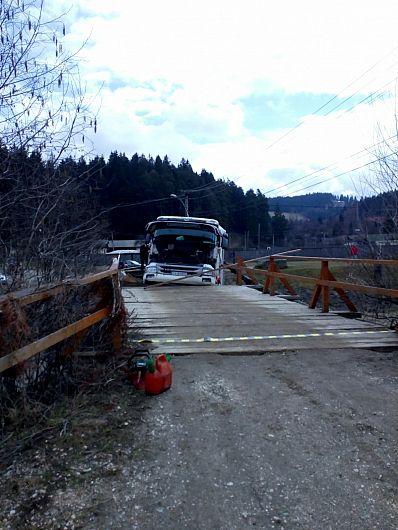 scădere în greutate podul de lemn