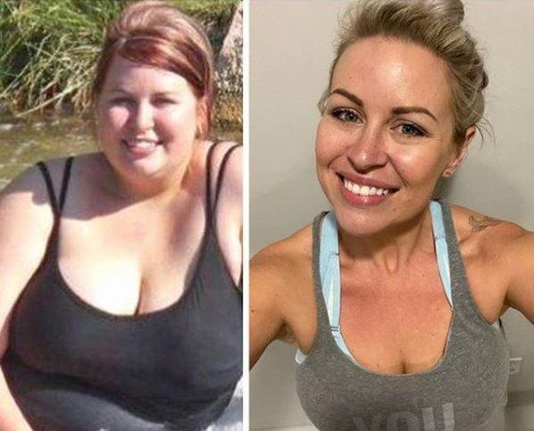 50 și luptând să slăbească pierderea în greutate deci descurajată