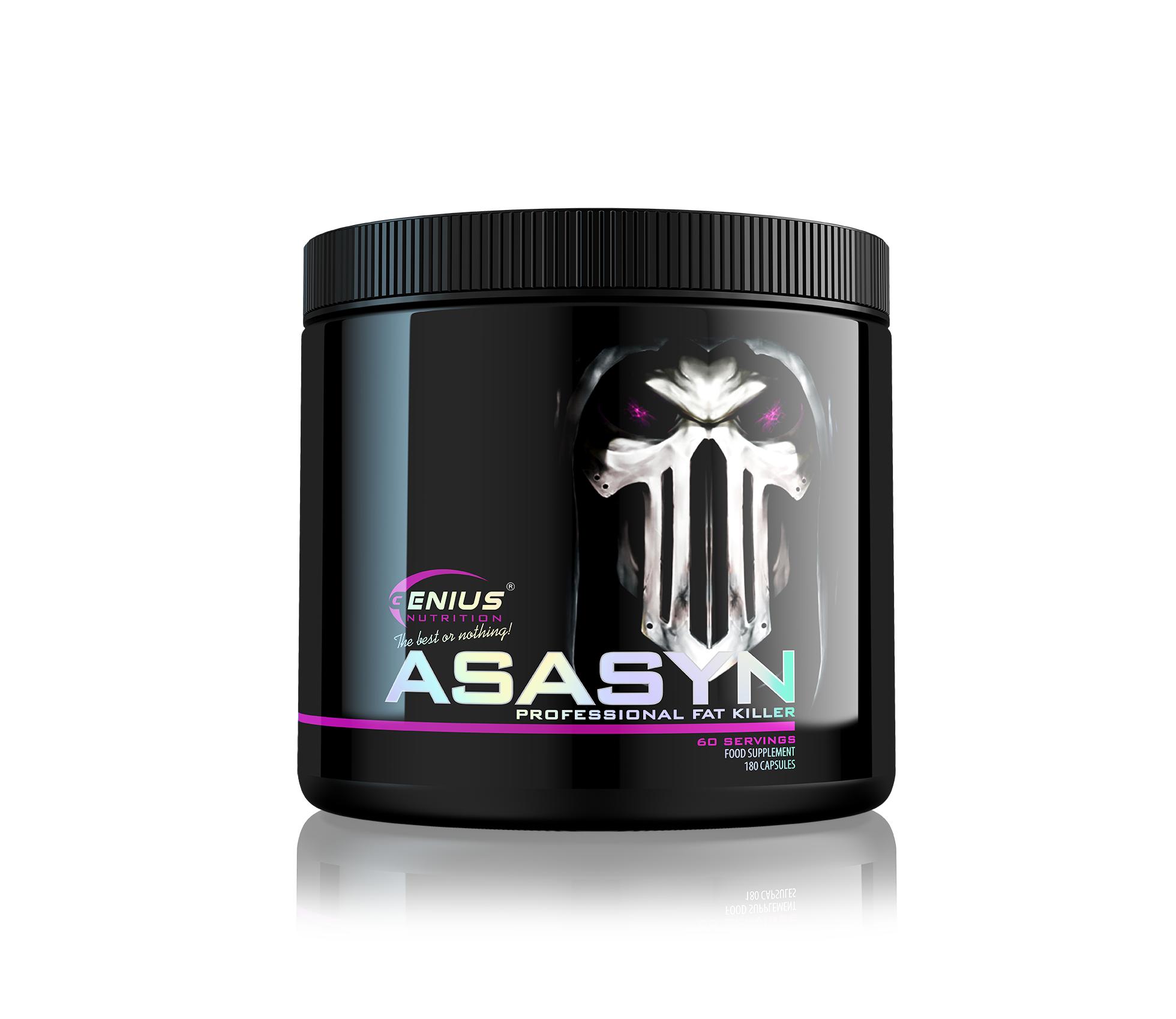 ASASYN 180caps/60 serv