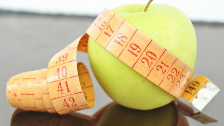 scădere în greutate și perioade neregulate)