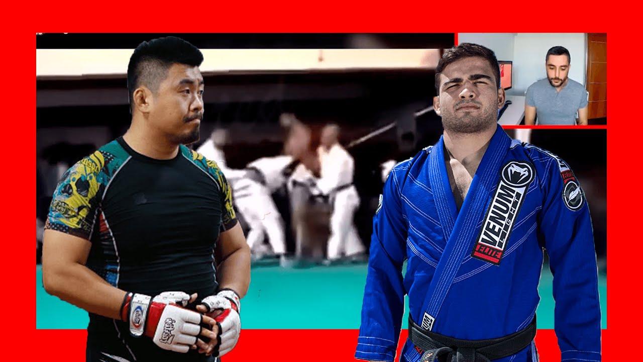 Iadul prin care trece un luptător de arte marțiale mixte ca să slăbească înainte de meci