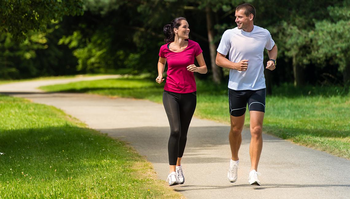 Scădere în greutate înainte de o alergare?