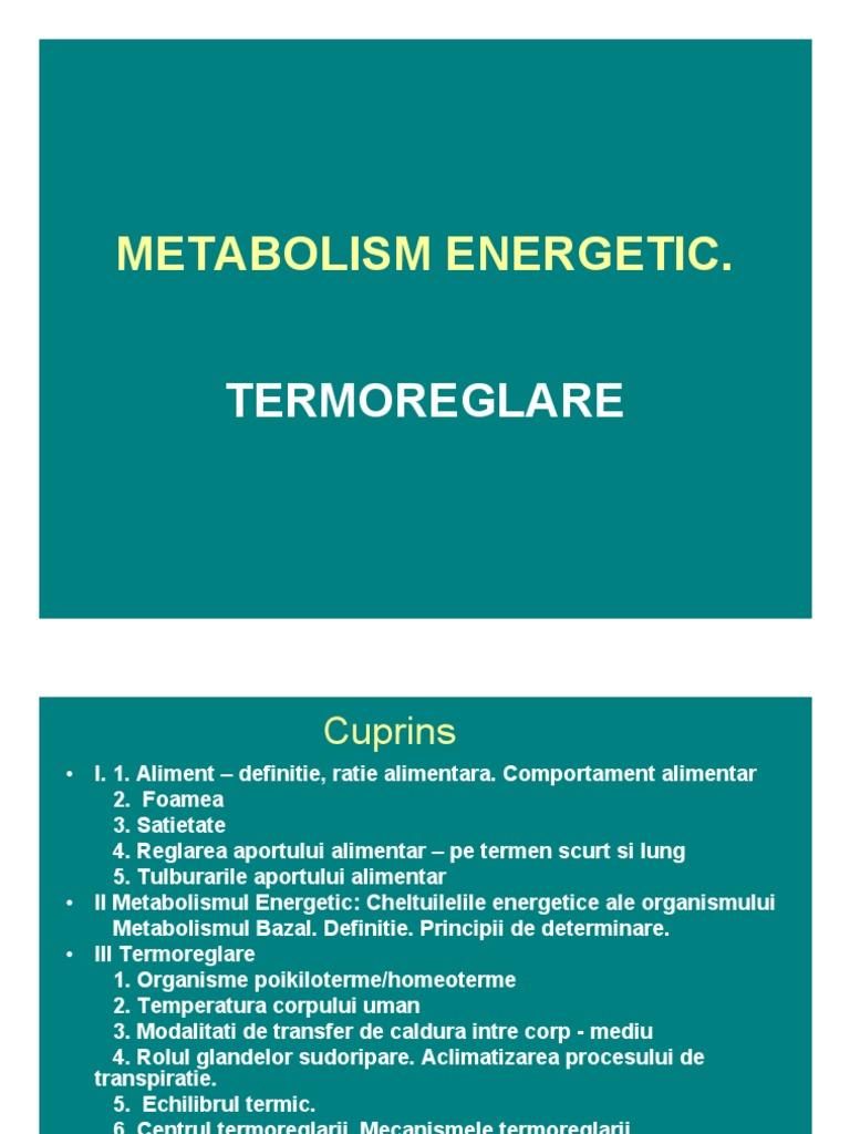 temperatura corpului bazal și pierderea în greutate)