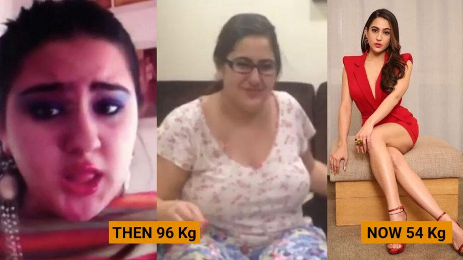sara ali khan pierde în greutate