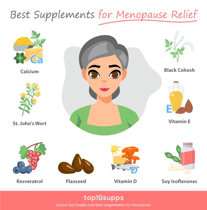 cel mai bun supliment pentru pierderea în greutate pentru menopauză