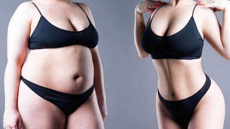 cum să slăbești și să crești în greutate)