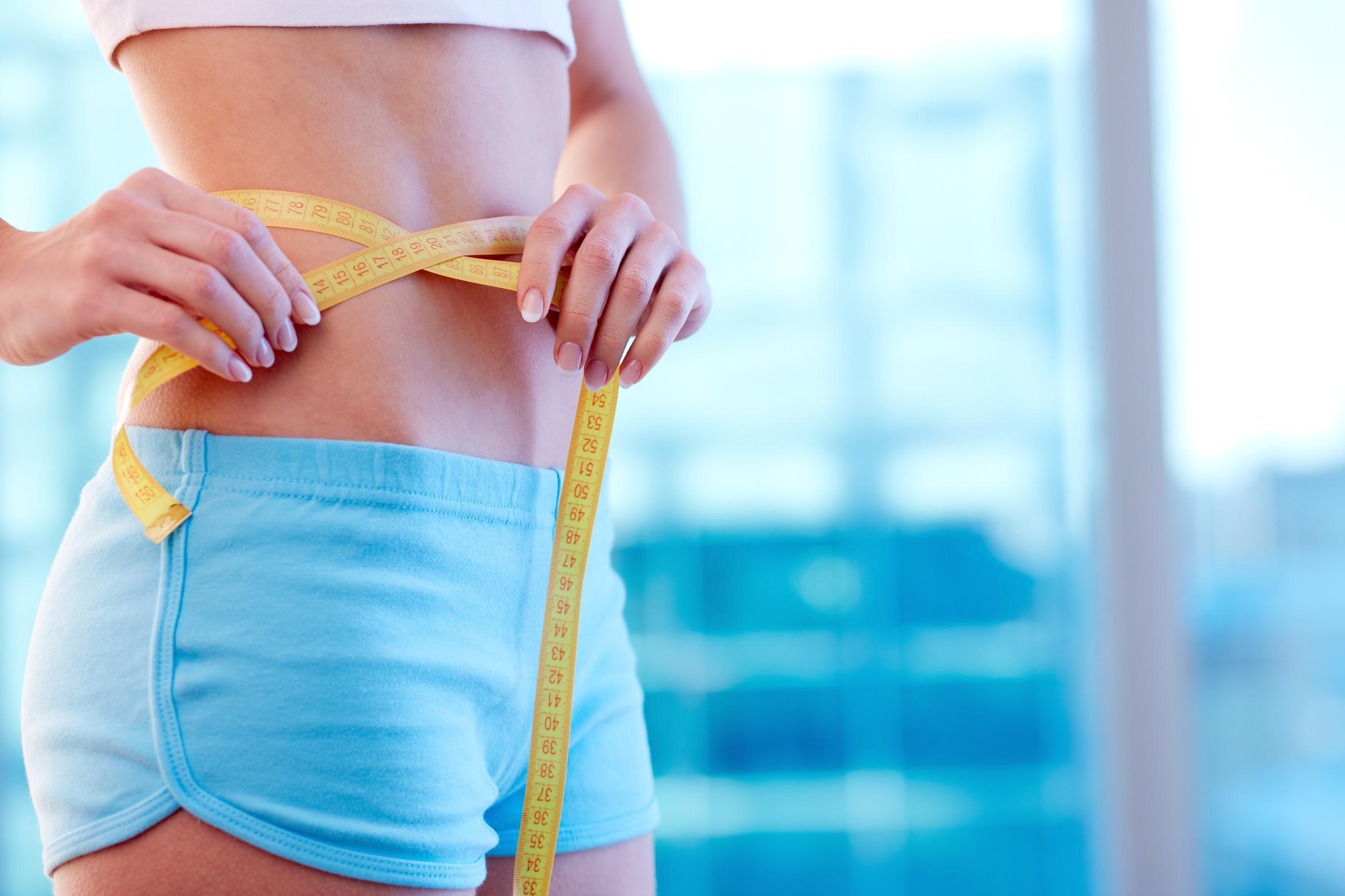 Pierdeți în greutate.