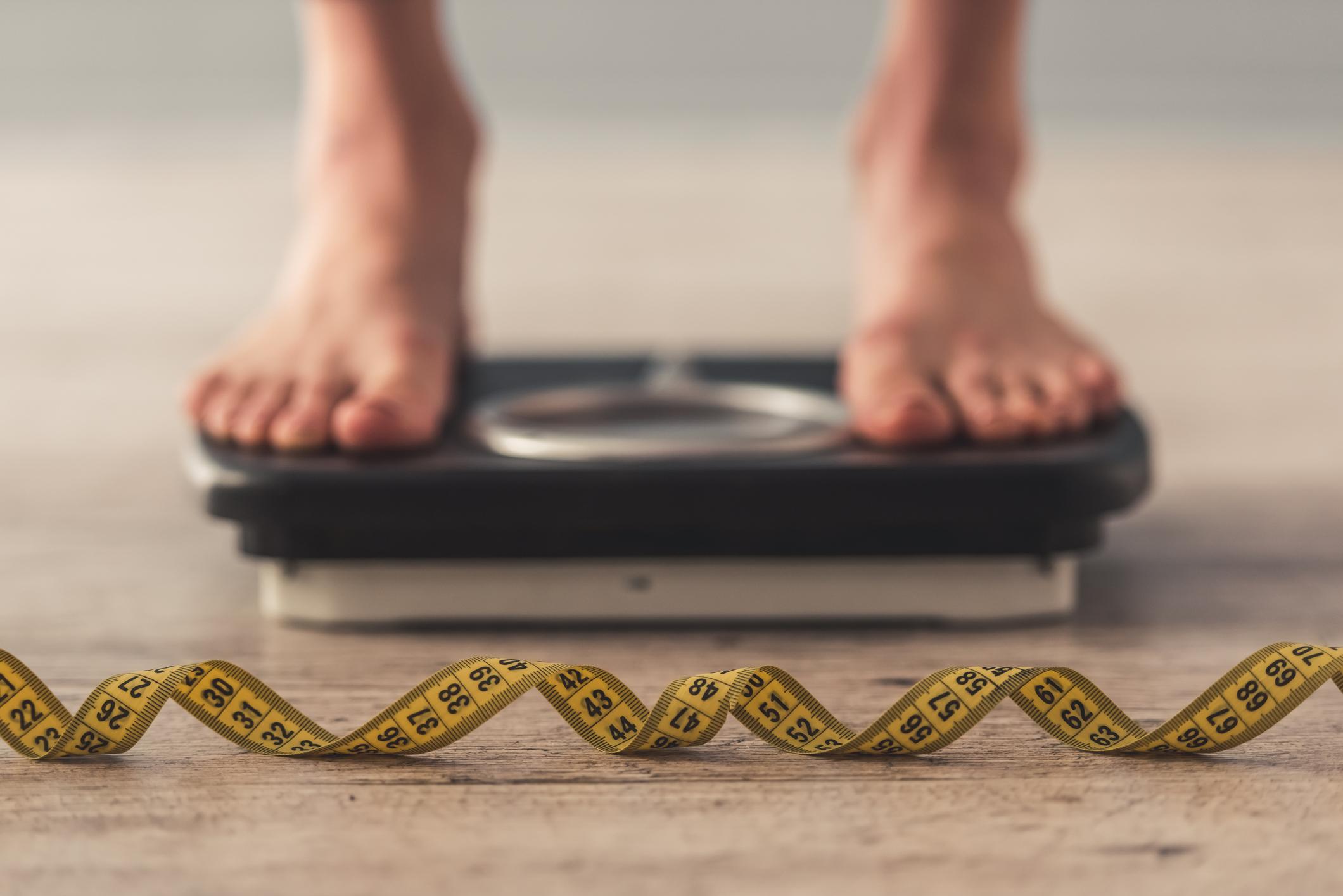 cel mai bun mod de a măsura pierderea în greutate)