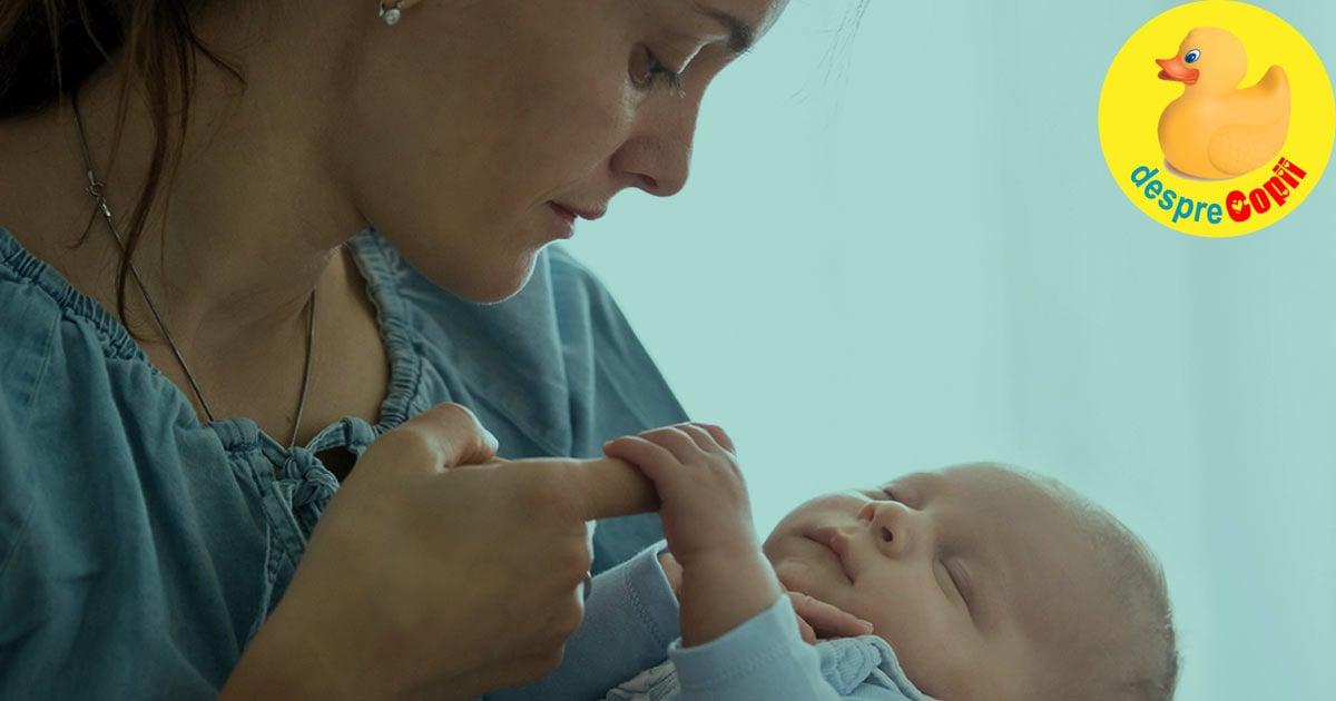 Scaderea in greutate a nou-nascutului dupa nastere