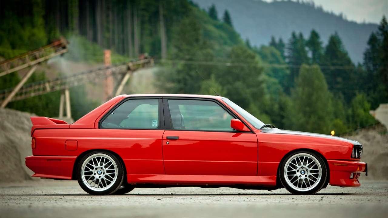 BMW M3   Specificatii tehnice, Consumul de combustibil, Dimensiuni
