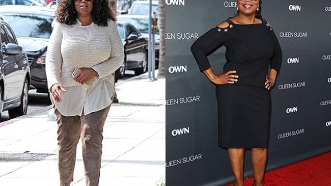 pierderea în greutate oprah dezvăluie