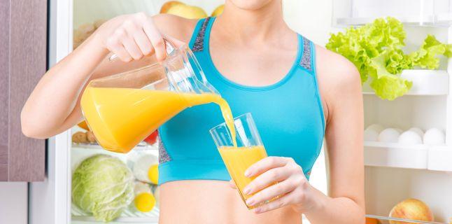 Băutura de pierdere în greutate stimulează în mod natural metabolismul