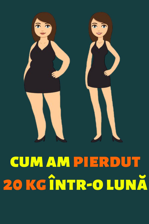 pierdere în greutate 4 kg într-o lună