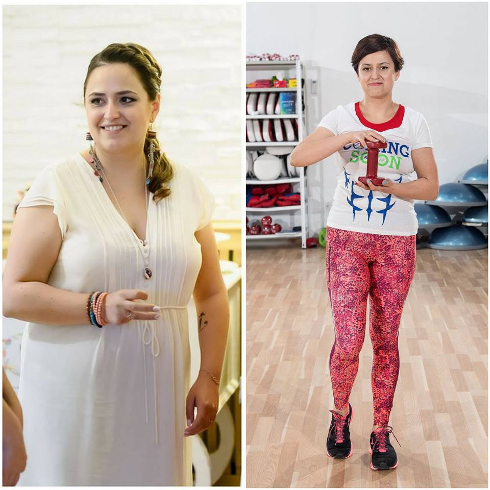 de ce am slabit fara sa incerc pierzi mai mult în greutate stând